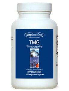 TMG (trimethylglycine) by Allergy Research Group