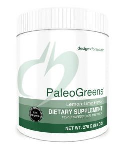 PaleoGreens Organic 270g Powder