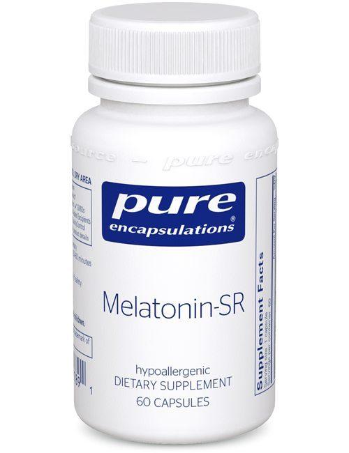 Melatonin SR by Pure Encapsulations