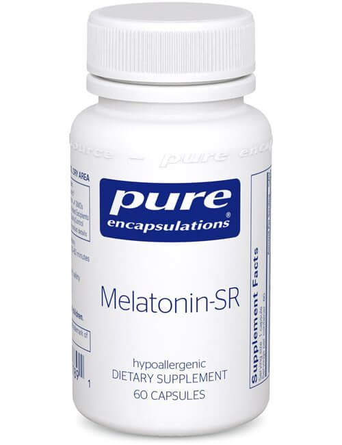 Melatonin SR by Pure Encapsulations