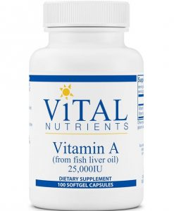 Vitamin A 25,000iu