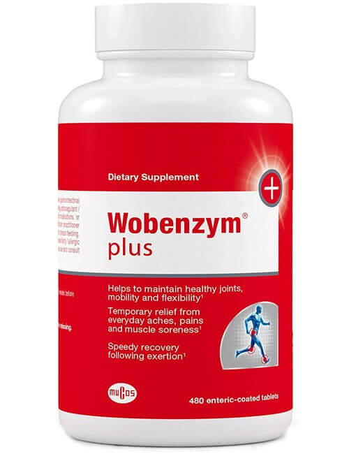 Wobenzym Plus by Douglas Laboratories