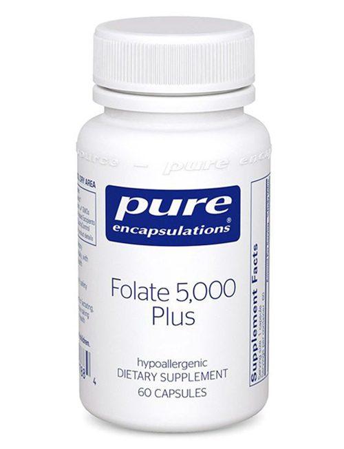Folate 5000 Plus