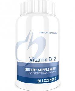 Vitamin B12 lozenges
