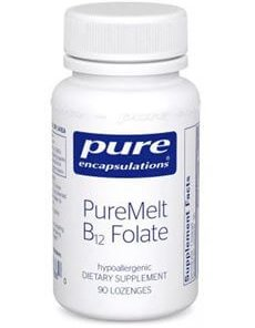 PureMelt B12 Folate by Pure Encapsulations
