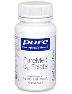 PureMelt B12 Folate by Pure Encapsulations