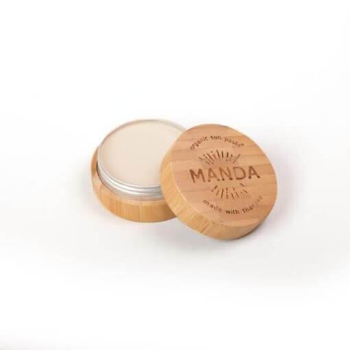 MANDA Organic Sunblock