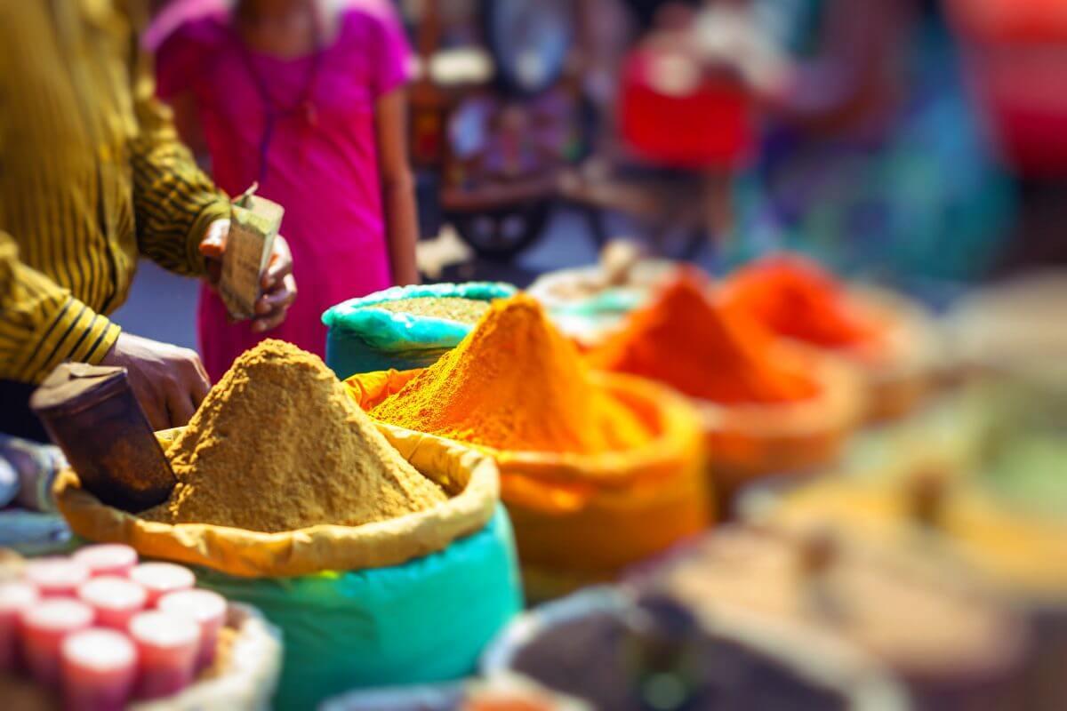 Turmeric Powders