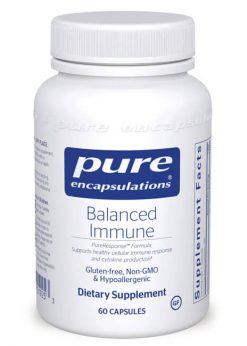 Balanced Immune