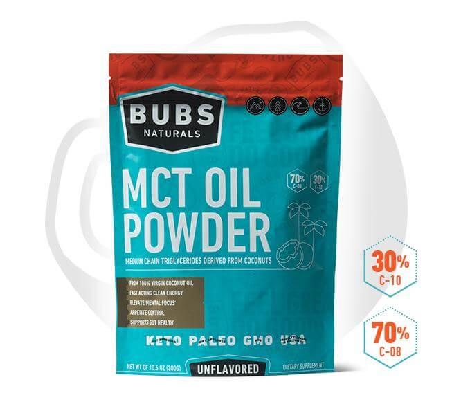Buy Bubs MCT
