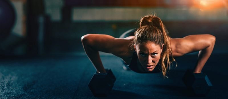 How Many Pushups Can You Do? It Might Show Your Risk Factor For This!